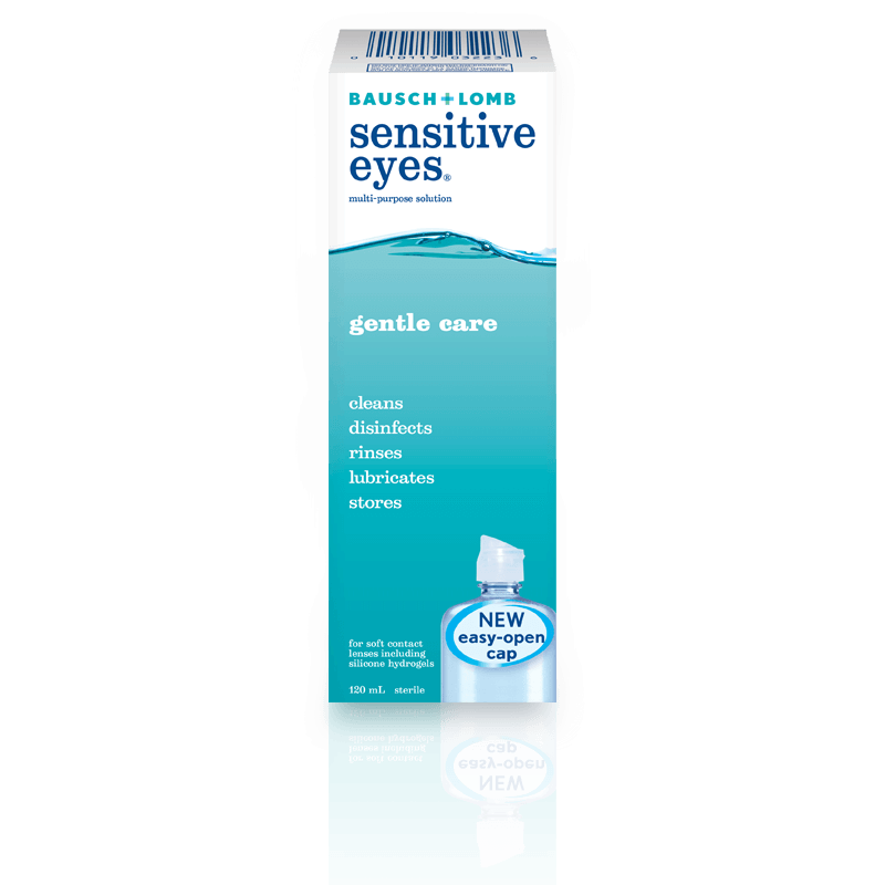 sensitive eyes® multi-purpose solution